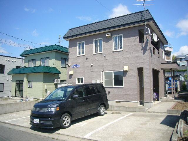 アパート 青森県 青森市 幸畑字松元 売アパート