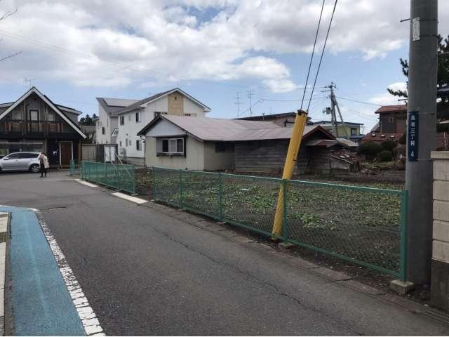 売地 青森県 八戸市 長者3-13-9