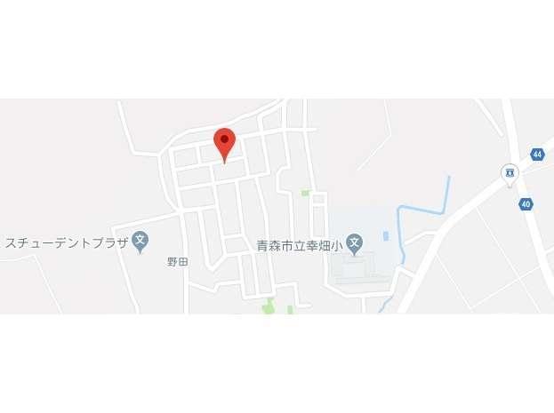 売地 青森県 青森市 幸畑字松元37-64 幸畑松元売地