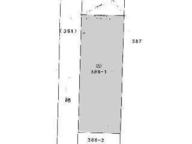 売地 青森県 弘前市 小沢大開388-1 大開売地