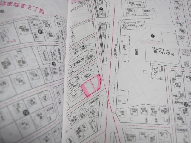 売地 青森県 青森市 はまなす2丁目9-17 はまなす2丁目 売地A