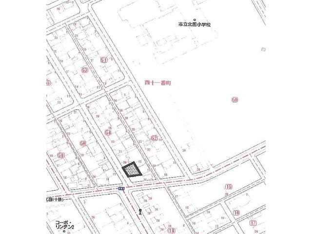 売地 青森県 十和田市 西十一番町54-18 西十一番町売地