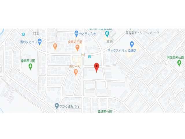 売地 青森市幸畑5-993-2 幸畑5丁目売地