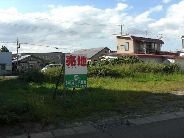 売地 黒石市緑町2丁目109 緑町土地