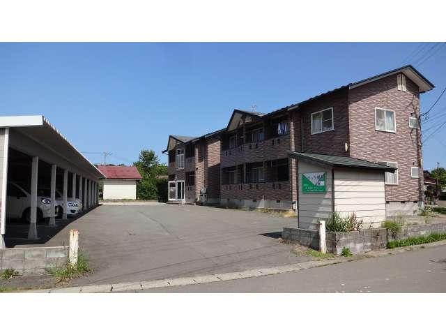 アパート 秋田県 由利本荘市 川口字柴野18-4 エポック飛鳥