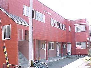 アパート 青森市北金沢2丁目6ー9 五洋メゾン北金沢 1K