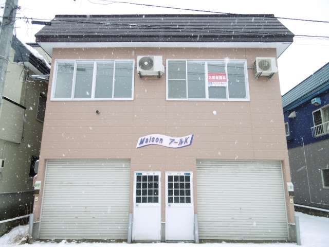 不動産情報|アパート 青森市富田3丁目23―27 メゾンアールK
