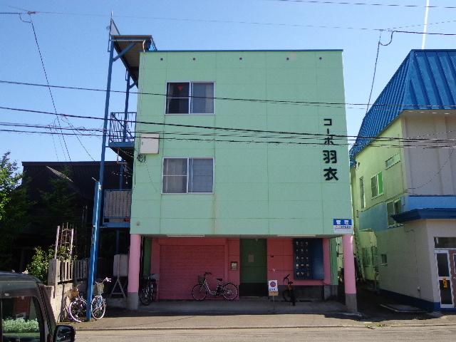 アパート 青森県 青森市 中央1丁目 コーポ羽衣 2K