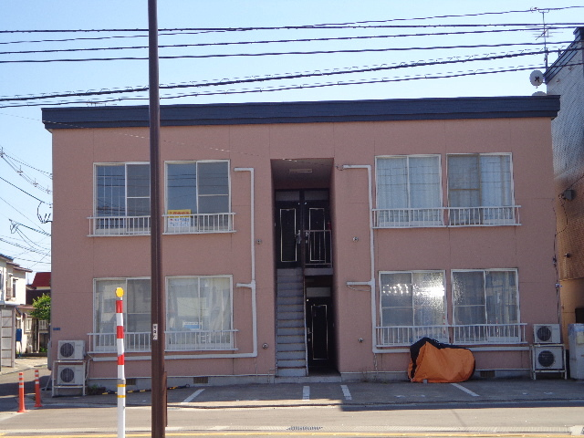 アパート 青森県 青森市 奥野4丁目 コーポパンプキン 2DK