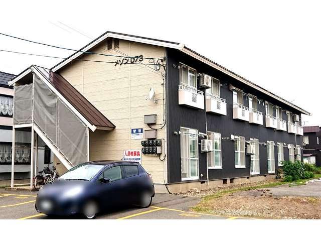 アパート 青森県 青森市 大野字 メゾンド73 2DK