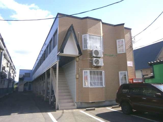 アパート 青森県 青森市 野尻字野田 アルカディア 2K