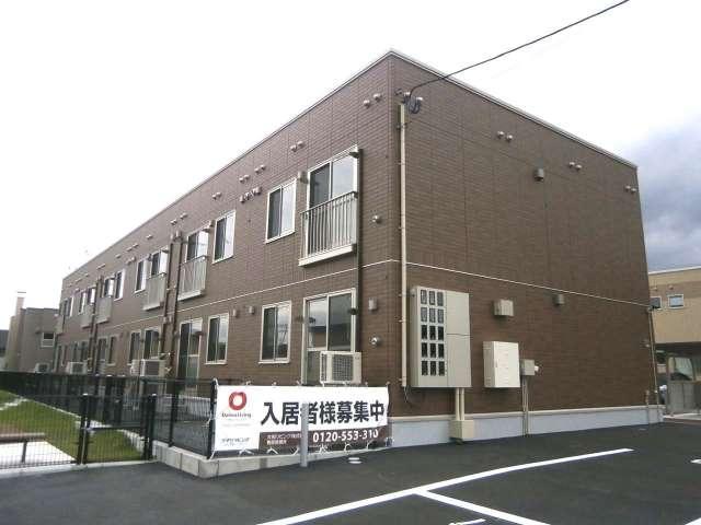 アパート 青森県 青森市 石江平山 ミキKハウス 1LDK