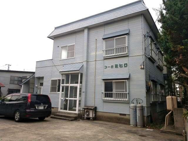 アパート 青森県 青森市 岡造道1丁目 コーポミヒロ 3DK