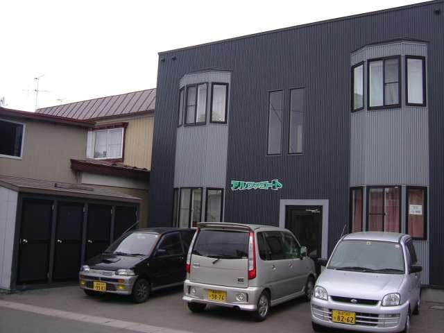 アパート 青森県 青森市 三内沢部365-3 アルファコートPOPO 2DK