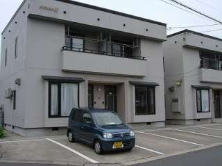 アパート 青森県 青森市 浪館前田2丁目23-25 メゾネットK. 2LDK