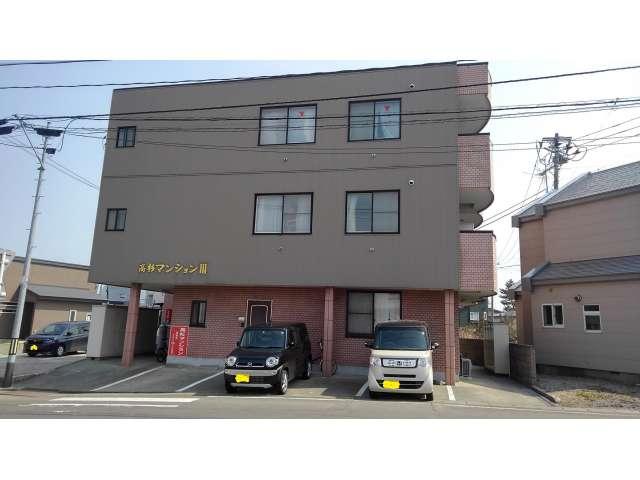 マンション 青森県 青森市 三内稲元100-5 高杉マンション 1LDK