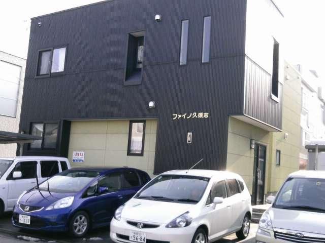 アパート 青森県 青森市 久須志4-16-2 ファイン久須志 2K