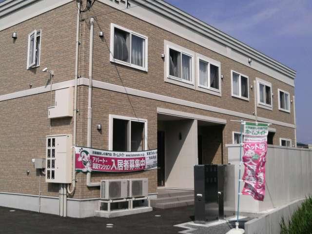 アパート 青森県 青森市 新田2-10-9 モヒート 1LDK