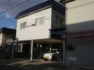 アパート 青森県 青森市 浪館前田3-6-70 サンハイツ若崎 2DK