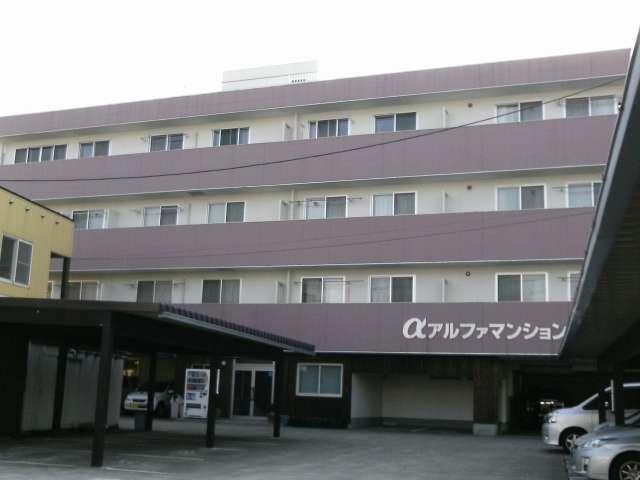 マンション 青森県 青森市 松森1丁目14-22 アルファマンション 3DK