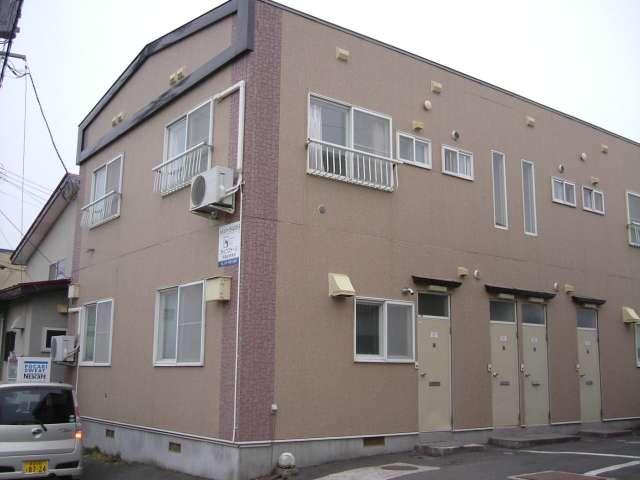 アパート 青森県 青森市 大野片岡9-20 ハイツハーティエスト2 2DK