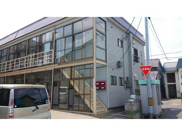 アパート 青森県 青森市 久須志1丁目3-1 コーポ秋元A 2K
