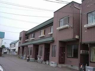 アパート 青森県 青森市 浪館平岡108-8 メゾンパーラメント 2LDK