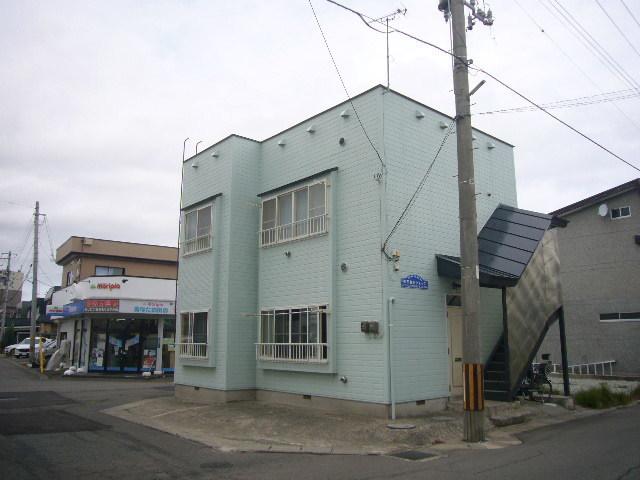 アパート 青森県 青森市 堤町二丁目 ロイヤルコート葛西 1LDK