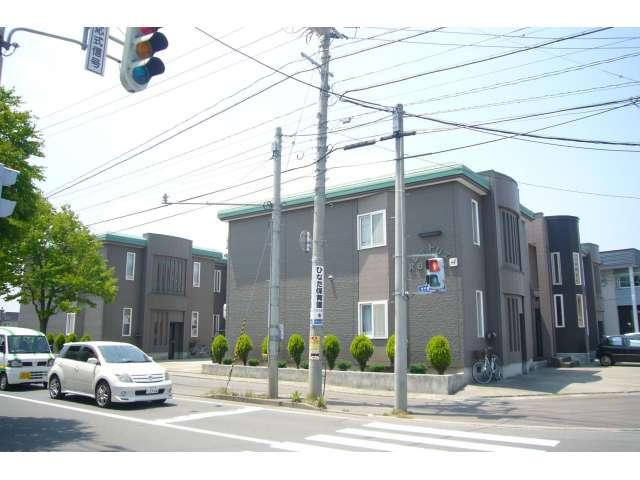 アパート 青森県 青森市 緑二丁目 ロイヤルシャトリエ B棟 2LDK