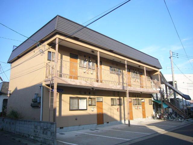アパート 青森県 青森市 浜田字玉川 コーポおさがわ浜田 1K