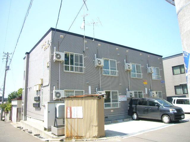 アパート 青森県 青森市 幸畑一丁目 コーポピカソ 1K