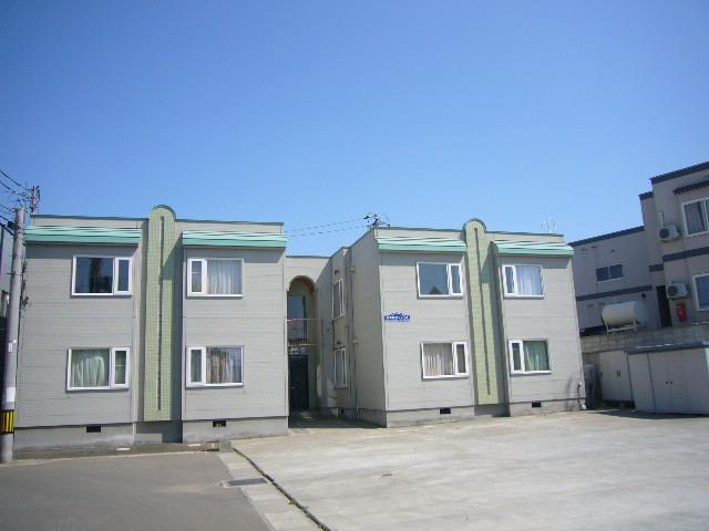 アパート 青森県 青森市 幸畑字松元 コンシェール松元 1DK