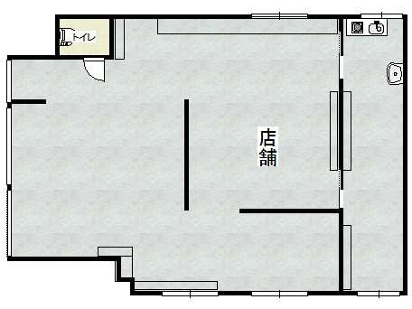 店舗(建物一部) 青森県 青森市 緑三丁目 鈴大ビル