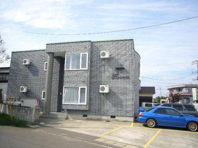 アパート 青森県 青森市 大野片岡 ロイヤルコートサイド 1LDK