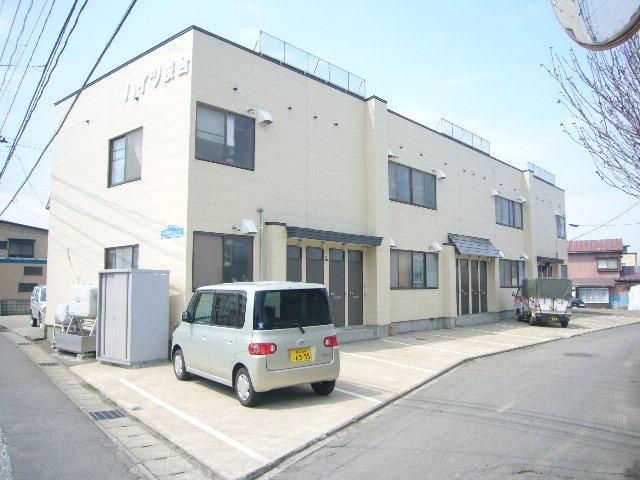 アパート 青森県 青森市 筒井4丁目 ハイツ桜台 1DK