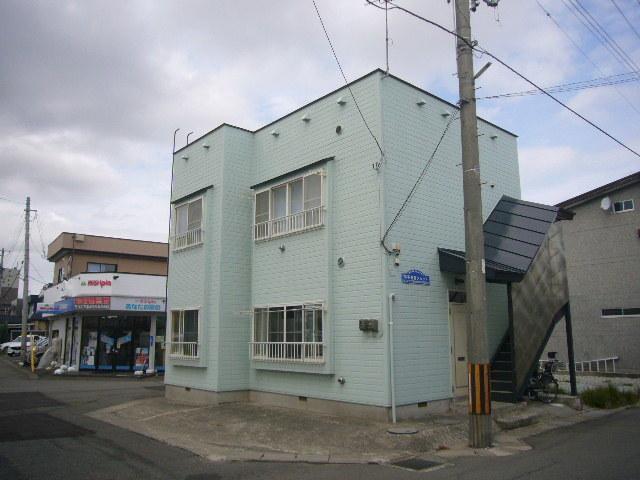 アパート 青森県 青森市 浜田玉川 フラッツJ 2DK