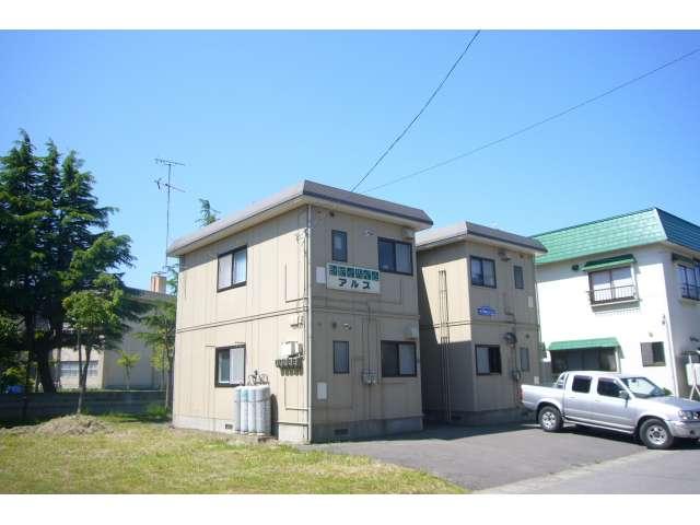 アパート 青森県 青森市 緑二丁目 シティハイムアルス 2K