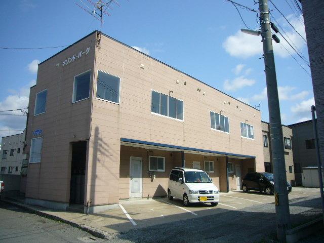 アパート 青森県 青森市 佃一丁目 メゾンドパーク 1LDK
