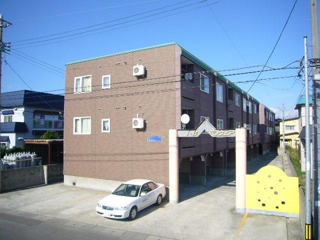 アパート 青森県 青森市 原別三丁目 IBスクエアB棟 1LDK