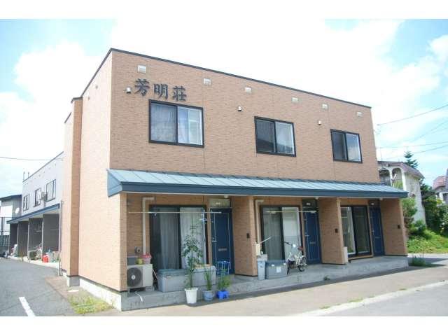 アパート 青森県 青森市 浦町奥野 芳明荘 2LDK