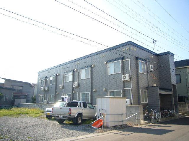 アパート 青森県 青森市 妙見二丁目 レディースダルニー 1K