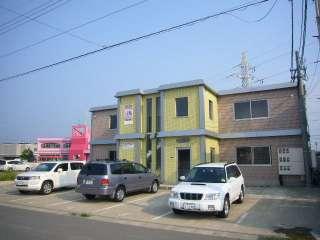 アパート 青森県 青森市 浜田2丁目 コーポラスサン 1K