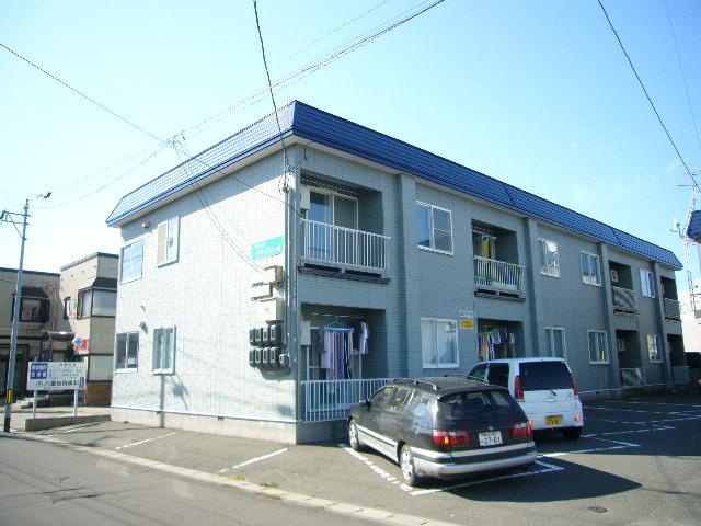アパート 青森県 青森市 はまなす二丁目 パレスクレインA棟 2DK