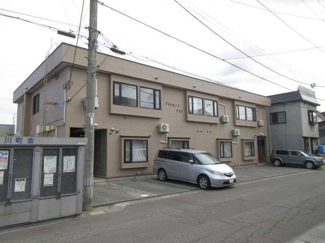アパート 青森県 青森市 浜田玉川 ダイヤモンドダスト 1DK