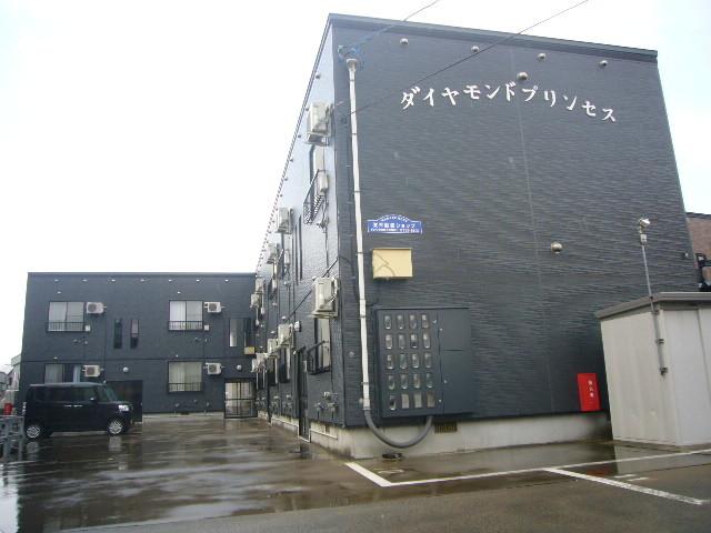 アパート 青森県 青森市 富田三丁目 ダイヤモンドプリンセス 1K