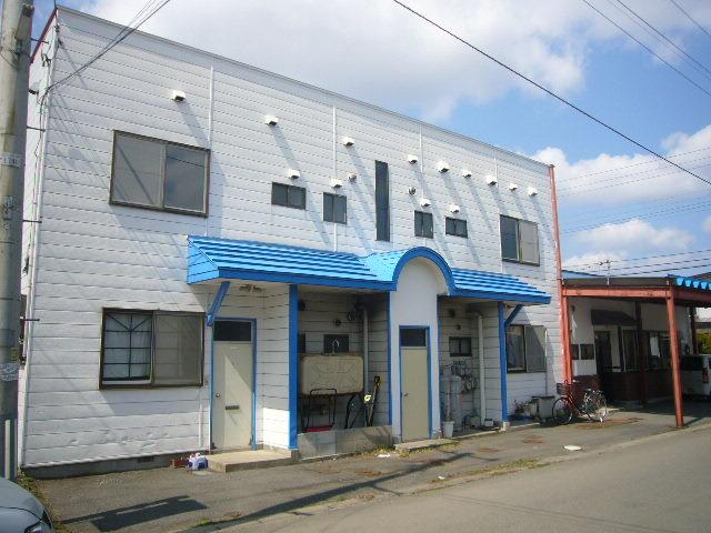 アパート 青森県 青森市 浦町字奥野 コーポ佐藤 2DK