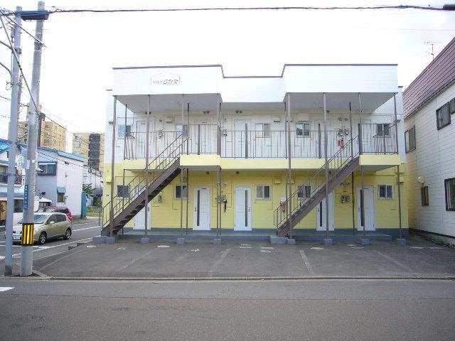 アパート 青森県 青森市 堤町2丁目 コーポ・サン 1K
