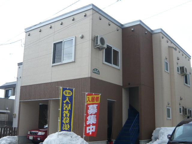 アパート 青森県 青森市 浜館4丁目 メイハウス浜館 1K