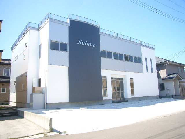 アパート 青森県 青森市 石江岡部 Solana(ソラーナ)   1K