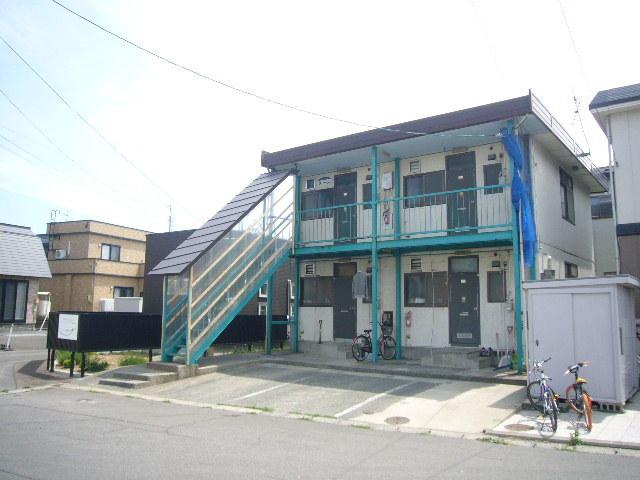 アパート 青森県 青森市 浜田字豊田 シティハイムグレース 2K